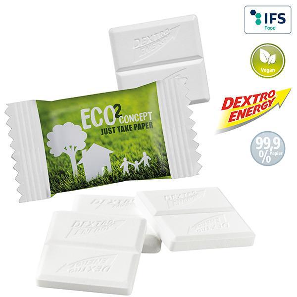 Dextro Energy in Paper Flowpack