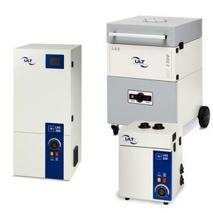 Absaug- und Filtergeräte für Laseremissionen