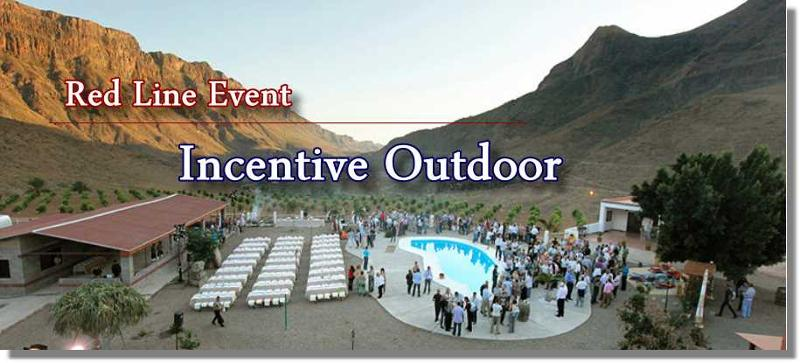 Red Line Event - Outdoor Incentives