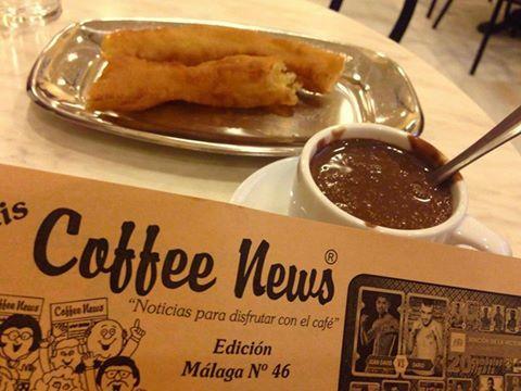 Coffee News is in Spain!