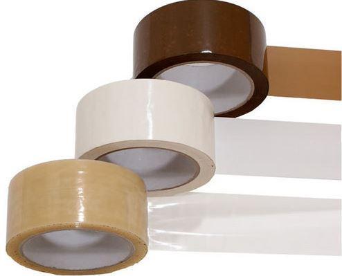 Amplia gama de cinta adhesiva - precinto en pvc y pp. Anónimas e impresas. Todos los anchos y metros. Cinta de carrocero, cinta doble cara, cinta de papel, cinta reforzada, cinta strapping, etc.