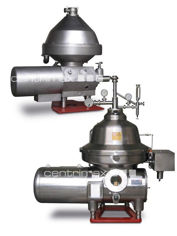 Centrimax delivers used but factory rebuilt bactofuges for the dairy industry. Deleivery with new PLC systems on customers demands, with a mechanical warranty and after sales service.