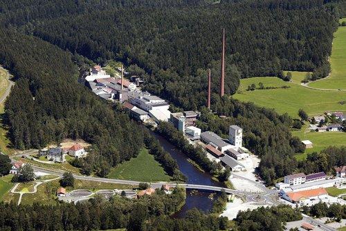 Firmengelände Teisnach