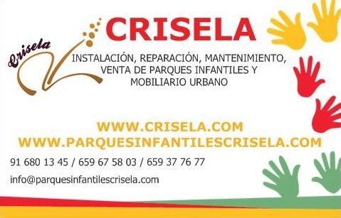 mantenimiento de columpios. Venta y fabricación de parques infantiles y mobiliario urbano