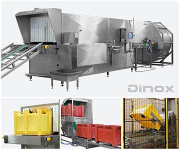 Túneles de lavado automático compactos de gran potencia y óptimas prestaciones. Pueden adaptarse diferentes sistemas de automatización.