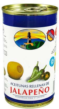 Formats:Jar, Bag, Tub, Can, Pet, cube Green olives, Black olives, Olives without bone Sliced olives. More information: www.foodexports.eu
