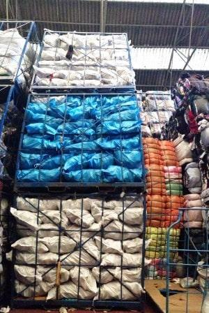 EUROMAX Second-hand clothing export