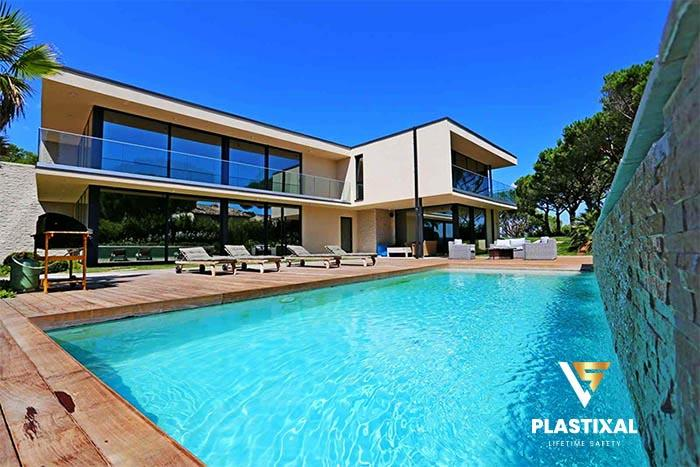 Realizacje Plastixal - Saint Tropez