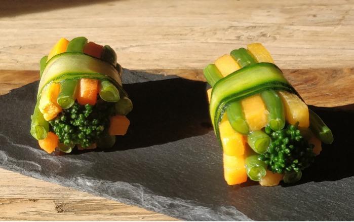 Fagots de 3 légumes