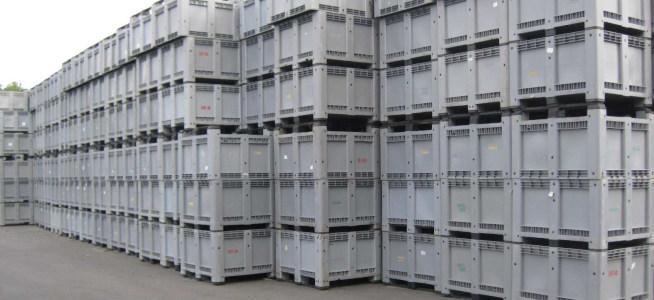 Fach- und sachgerechte Reparatur von Kunststoffboxen und Kunststoffteilen