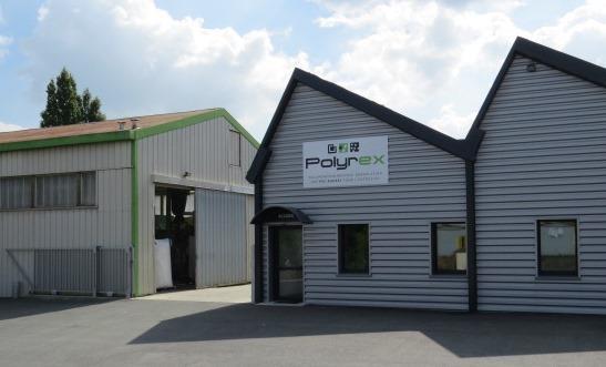 Site de production de 2000 m²