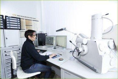 Rasterelektronenmikroskop