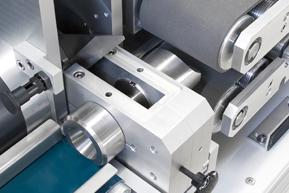 For cutting and processing of profiles, tubes, hoses, foils and gaskets made of rubber or platics, Metzner offers a comprehensive range of machines.