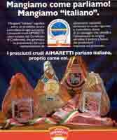 Salumi tipici all'italiana