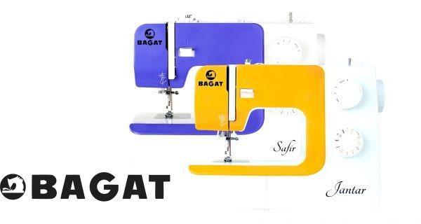 Bagat - šivalni stroji