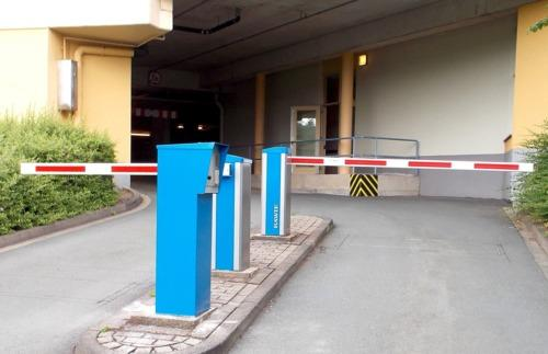 Schranken- und Parkierungssysteme