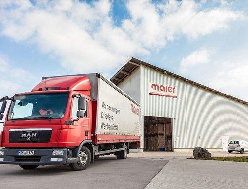 Logistik und Fulfillment Services