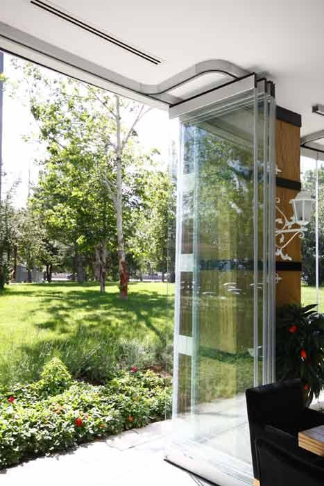 KCS - Folding Glass Door System