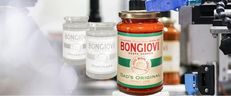 Bongiovi pasta Sauce Dad's Original