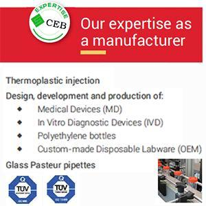 Our expertise as a manufacturer