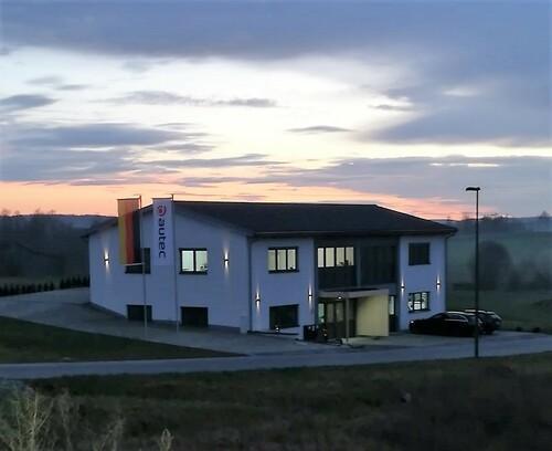 Firmengebäude AUTEC Deutschland