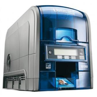 La impresora de tarjetas SD260 de Datacard aporta la máxima calidad de impresión, confiabilidad, facilidad de uso y eficiencia en un tamaño reducido.