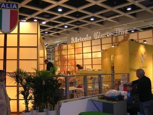 Stand progettato e costruito da Expo International