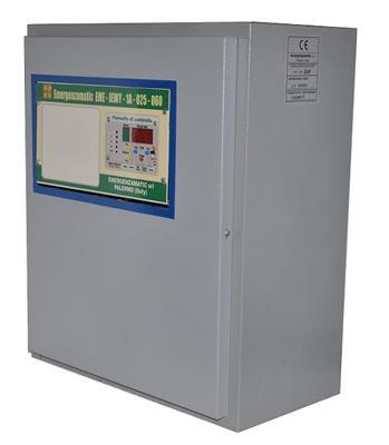 Dispositivo di emergenza per ascensori  elettrici con motore principale asincrono trifase
