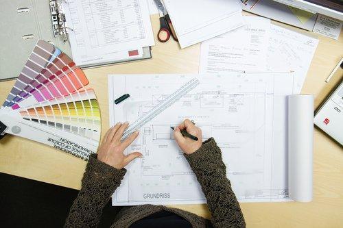 Planung: Architektur