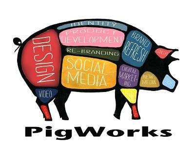 PigWorks is a full-service digital agency, specializing in creating client value through social movements.