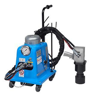 """Avvitatore idraulico 1"""" Heavy-Duty ideato per applicazioni industriali pesanti. Applicazioni e mercati: attrezzature pesanti, settore minerario, cantieristica pesante,demolizioni,oil&gas,..."""