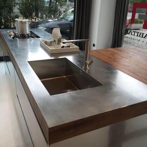 alpha elita plan de travail inox design meubles de. Black Bedroom Furniture Sets. Home Design Ideas