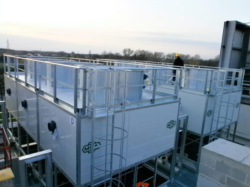 MITA Cooling Technologies torri di raffreddamento