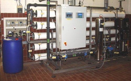Osmoseanlage 25 m³/h