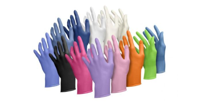 Nitrile & Latex Gloves | Akzenta