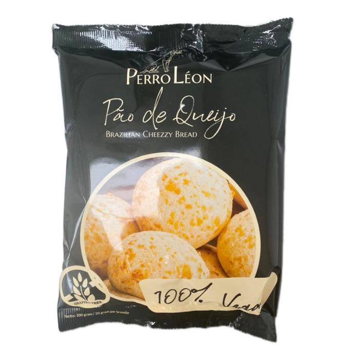 Perro Leon vegan cheese snack