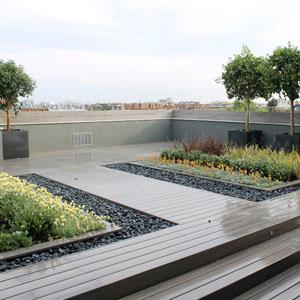 ARBORETUM has used the IGNIAGREEN system to create an outstanding rooftop garden in one of Barcelona's wealthiest neighbourhoods.