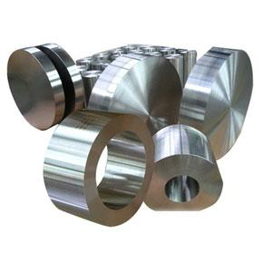 Titanium forgings such as rings, disc, blocks, sections