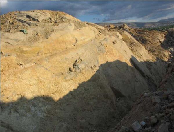 diabase quarry reserves: 50 million tonnes. monthly production quantity: 1.000 tonnes