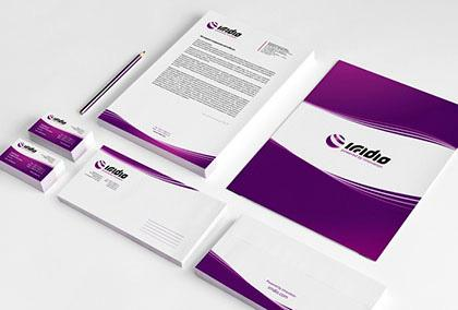 Разработка фирменного стиля и логотипа.