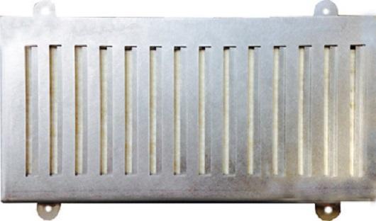 diffuseur vapeurs sèches pour containers à déchets