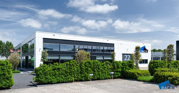 Our headquater in Hillegom, South-Holland, The Netherlands