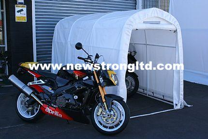 TSU-511 (motorcycle carport, small storage shelter)