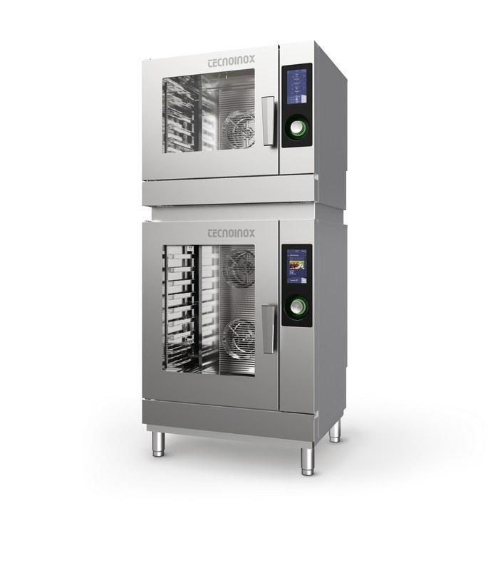 TAP - touch screen combi oven