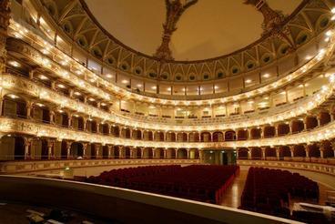 Restauro Teatro Petruzzelli - Bari
