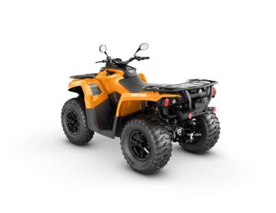 2018 Outlander DPS 570 Orange
