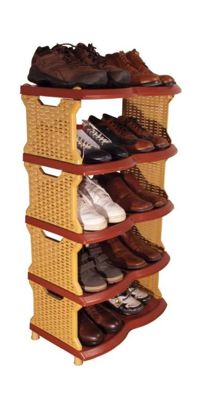 5 shoe rack shelves