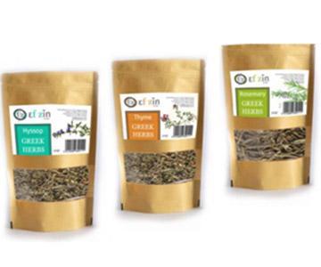 Ef Zin Greek Herbs