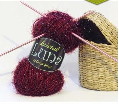 FANCY YARN %30 SIM %70 POLYESTER