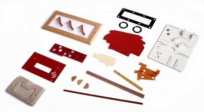 Matières plastiques - produits pour l'industrie